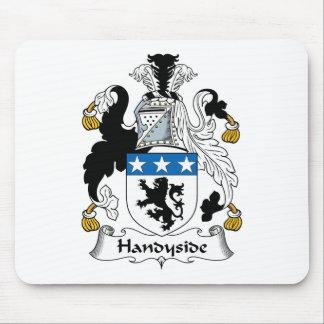 Escudo de la familia de Handyside Alfombrilla De Ratón