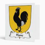 Escudo de la familia de Hane