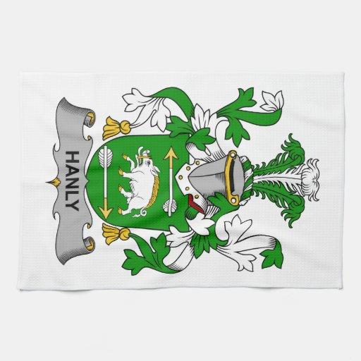 Escudo de la familia de Hanly Toallas