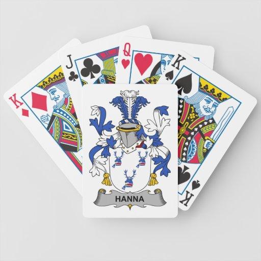 Escudo de la familia de Hanna Barajas De Cartas