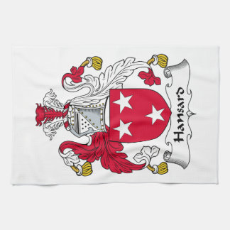 Escudo de la familia de Hansard Toallas
