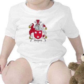 Escudo de la familia de Hansard Camiseta
