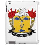Escudo de la familia de Hapgood