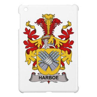 Escudo de la familia de Harboe iPad Mini Funda