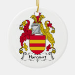 Escudo de la familia de Harcourt Ornamentos De Reyes