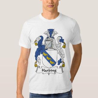 Escudo de la familia de Harding Camisas