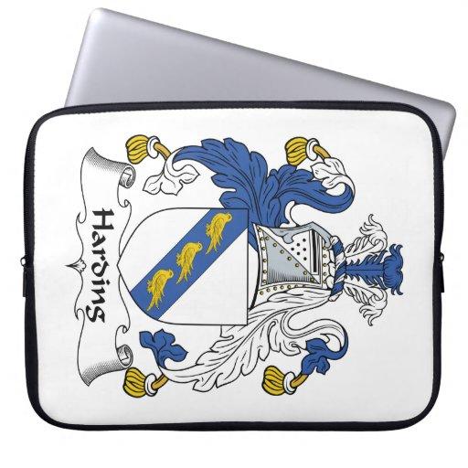 Escudo de la familia de Harding Funda Ordendadores