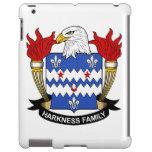 Escudo de la familia de Harkness