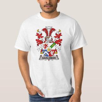 Escudo de la familia de Harleman Camisas