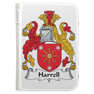 Escudo de la familia de Harrell