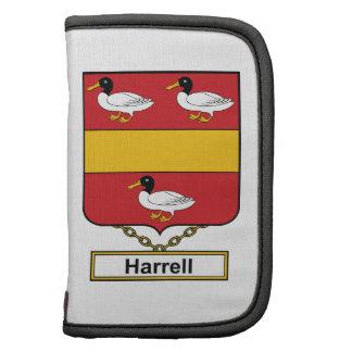 Escudo de la familia de Harrell Organizadores