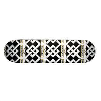 Escudo de la familia de Harrington Skateboards