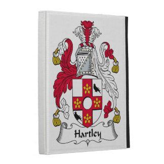 Escudo de la familia de Hartley