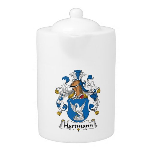 Escudo de la familia de Hartmann