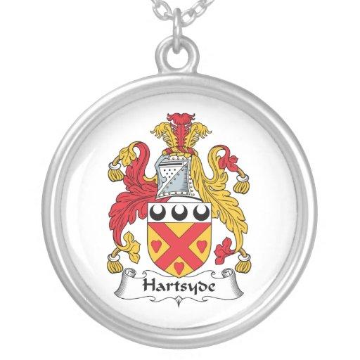 Escudo de la familia de Hartsyde Grimpolas