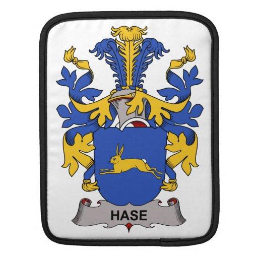 Escudo de la familia de Hase Fundas Para iPads