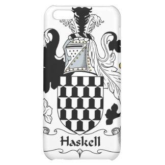 Escudo de la familia de Haskell