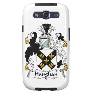 Escudo de la familia de Haughan Galaxy SIII Cárcasas