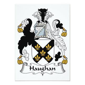 Escudo de la familia de Haughan Anuncios Personalizados