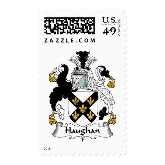 Escudo de la familia de Haughan Envio
