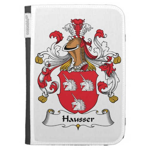 Escudo de la familia de Hausser
