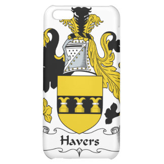 Escudo de la familia de Havers