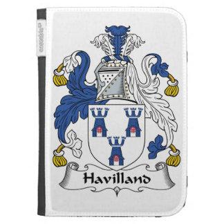 Escudo de la familia de Havilland