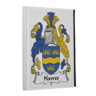 Escudo de la familia de Hawes