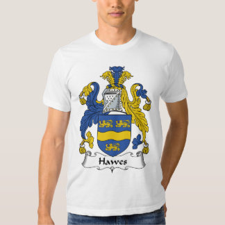Escudo de la familia de Hawes Camisas