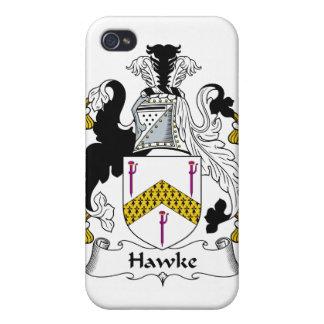 Escudo de la familia de Hawke iPhone 4/4S Carcasas