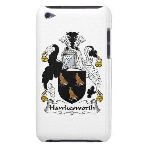 Escudo de la familia de Hawkesworth iPod Touch Cobertura