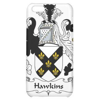 Escudo de la familia de Hawkins