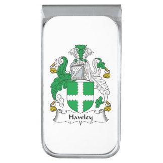 Escudo de la familia de Hawley