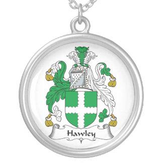 Escudo de la familia de Hawley Collares Personalizados
