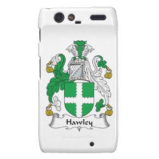 Escudo de la familia de Hawley Droid RAZR Carcasas