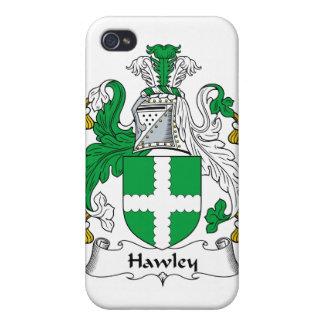 Escudo de la familia de Hawley iPhone 4/4S Carcasas