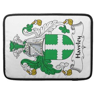 Escudo de la familia de Hawley Fundas Macbook Pro