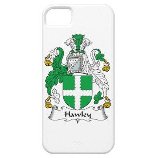 Escudo de la familia de Hawley iPhone 5 Cárcasas