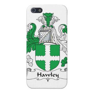 Escudo de la familia de Hawley iPhone 5 Protector