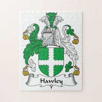 Escudo de la familia de Hawley Puzzles Con Fotos