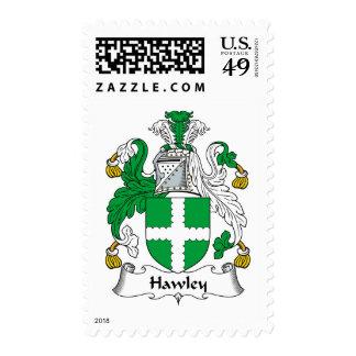 Escudo de la familia de Hawley Sellos