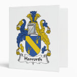 Escudo de la familia de Haworth