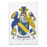 Escudo de la familia de Haworth iPad Mini Cárcasa