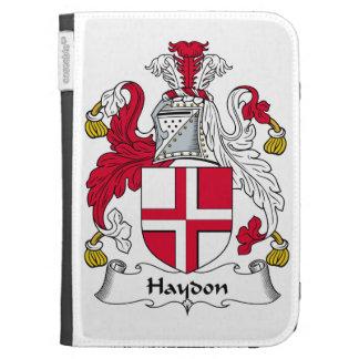 Escudo de la familia de Haydon