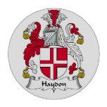 Escudo de la familia de Haydon Fichas De Póquer