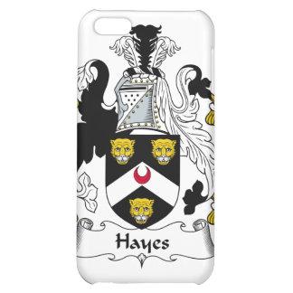 Escudo de la familia de Hayes