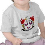 Escudo de la familia de Hayne Camiseta
