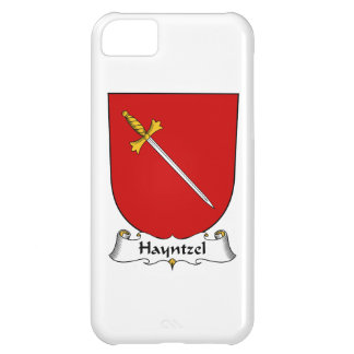 Escudo de la familia de Hayntzel