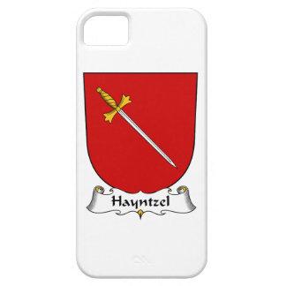Escudo de la familia de Hayntzel iPhone 5 Case-Mate Cárcasa