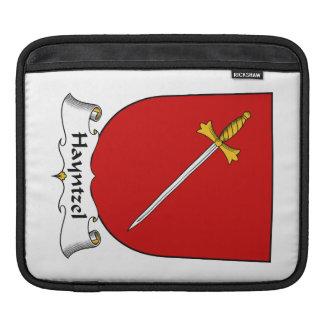 Escudo de la familia de Hayntzel Fundas Para iPads